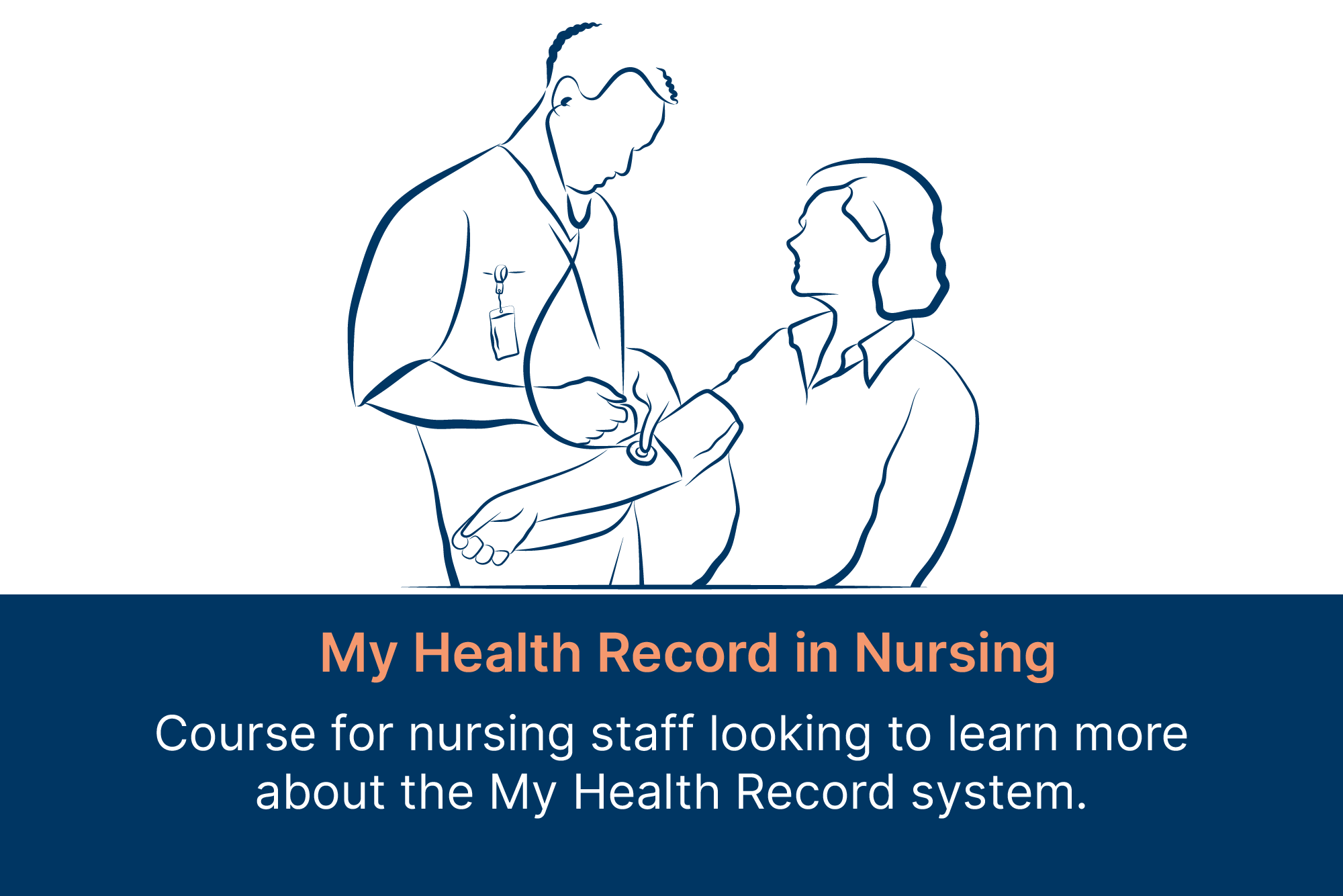 My health record in Nursing