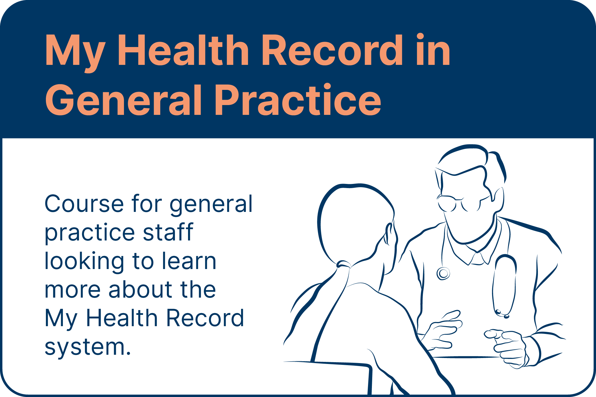 My Health Record in General Practice