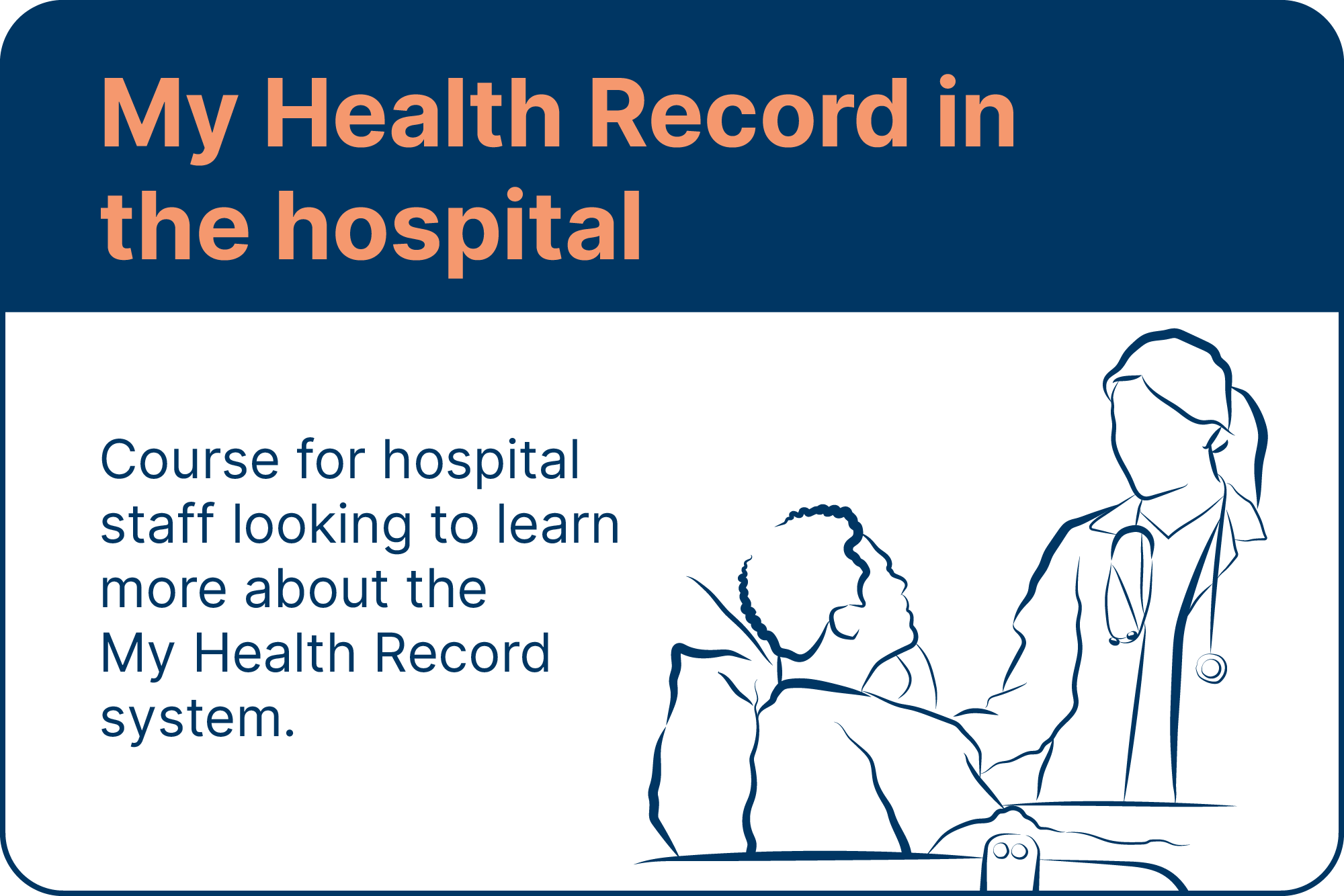 My Health Record in Hospitals