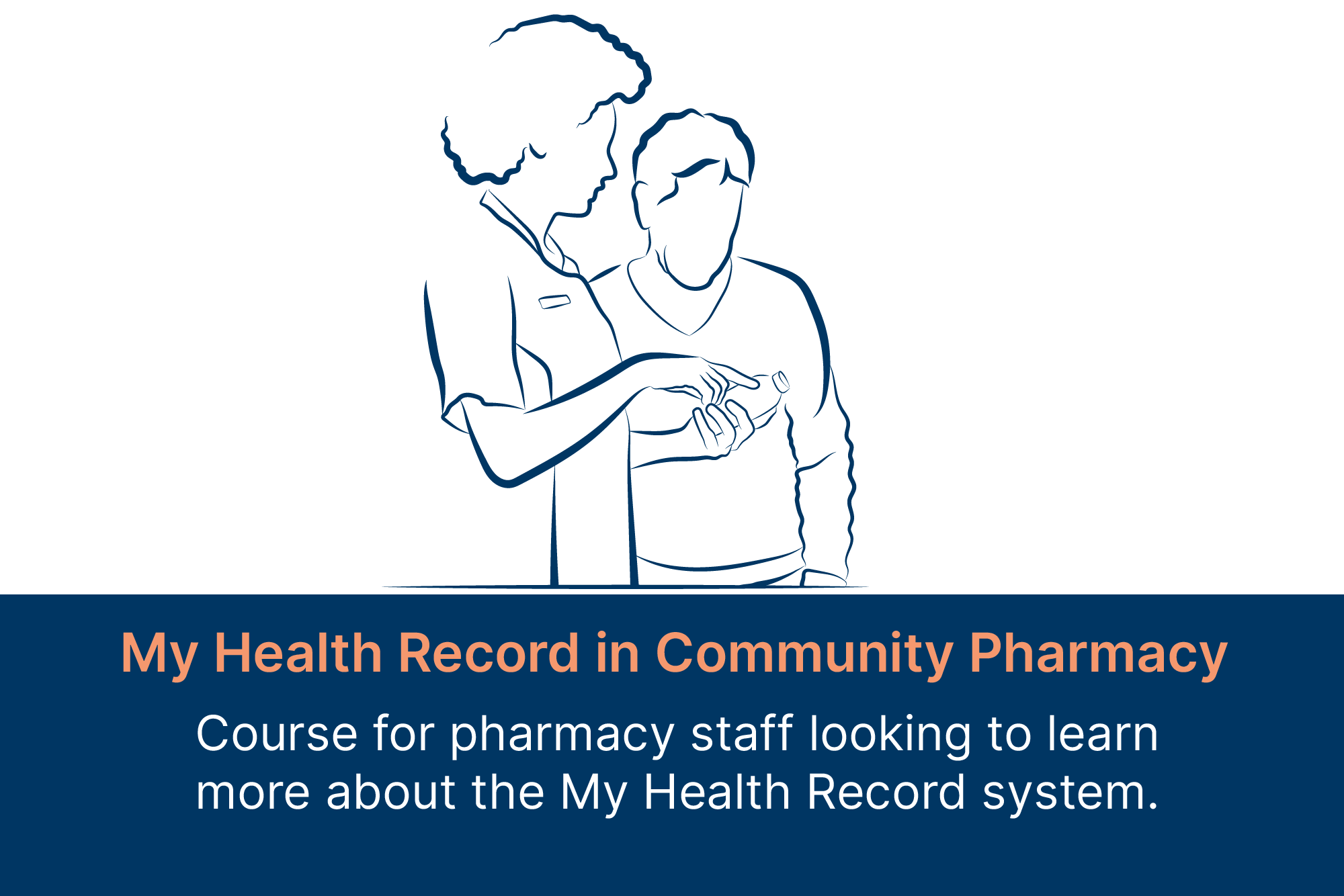 My health record in community pharmacy